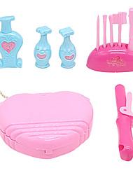 Недорогие -Ролевые игры Игровой набор для ювелирных изделий Мягкие пластиковые Классика Сердце Девочки Дары