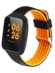 Недорогие -z40 bluetooth смарт-монитор артериального давления сердечный ритм smartwatch men call напоминание о сообщении