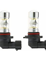 cheap -SENCART Car LED Headlamps 9005(HB3) Light Bulbs 1800 lm SMD 3030 100 W 20 For 2pcs