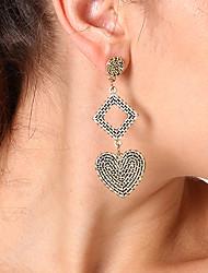 cheap -Women's Drop Earrings Dangle Earrings Vintage Earrings Jewelry Gold / Silver For Party Festival 10pcs