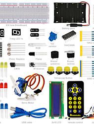 abordables -kit d'apprentissage de base keyestudio pour arduino (pas de carte uno) pdf