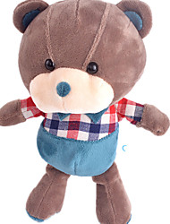 cheap -Bear Teddy Bear Stuffed Animal Plush Toy Animals Girls' Perfect Gifts Present for Kids Babies Toddler / Kid's