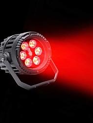 cheap -U'King LED Stage Light / Spot Light / LED Par Lights DMX 512 / Master-Slave / Sound-Activated for Outdoor / Party / Stage Professional