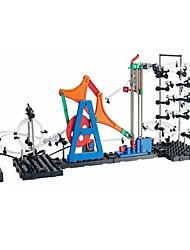 abordables -Spacerail 232-3 5600mm Circuit de Voiture sur Rail Circuits Set de Circuits à Billes A Faire Soi-Même Plastique Acétate / Plastique ABS Enfant Adolescent Garçon Jouet Cadeau