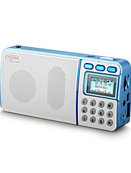 cheap -NOGO R908 Loud Speaker FM Radio Carrying Multi-functional Light and Convenient Desk Decoration No Micro USB 3.5mm AUX TF Card Slot