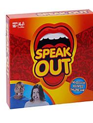 Недорогие -Товары для Хэллоуина Игрушки на Хэллоуин Классика Губы Игры Мягкие пластиковые Мальчики Девочки Игрушки Подарок 1 pcs