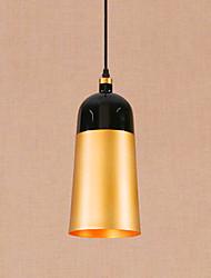 cheap -Pendant Light Ambient Light Painted Finishes Aluminum 110-120V / 220-240V Bulb Not Included / E26 / E27