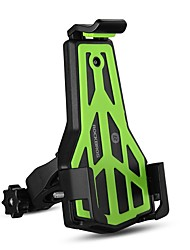 cheap -ROCKBROS Bike Phone Mount For Cellphone Anti Shake Stable for Road Bike Mountain Bike MTB Outdoor Exercise PVC(PolyVinyl Chloride) iPhone X iPhone XS iPhone XR Cycling Bicycle Black / Green Black