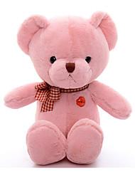 cheap -Stuffed Animal Stuffed Animal Plush Toy Bear Teddy Bear Animals Crystal Girls' Kid's Perfect Gifts Present for Kids Babies Toddler