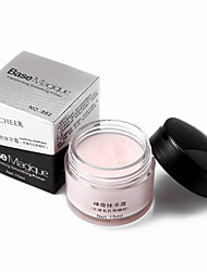 cheap -Single Colored Cream Liquid Face Primer 1 pcs Dry / Wet / Combination Whitening / Wrinkle Reduction / Moisturizing Daily / Face # Ammonia Free / Formaldehyde Free Cream Makeup Cosmetic