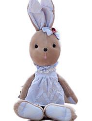 cheap -Rabbit Girl Doll Stuffed Animal Plush Toy Cute Animals Girls' Toy Gift