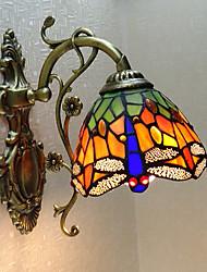 cheap -Rustic / Lodge Wall Lamps & Sconces Glass Wall Light 220V 40W / E27