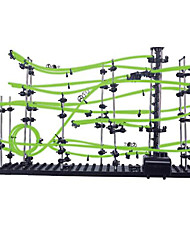 cheap -Spacerail 231-3G 13500mm Track Rail Car Track Set Marble Track Set Compact Track & Multi Terrain Loader Glow in the Dark Fluorescent Noctilucent Plastics Acetate / Plastic ABS Kid's Teen Boys' Toy