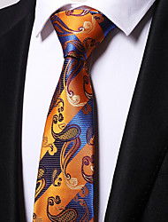 cheap -Men's Work Necktie - Striped