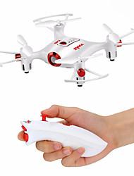 Недорогие -RC Дрон SYMA X20-S 4-канальный 6 Oси 2.4G Квадкоптер на пульте управления Светодиодные фонарики / Возврат Oдной Kнопкой / Прямое Yправление Квадкоптер Hа пульте Yправления / USB кабель / Отвертка