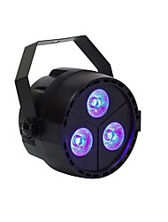 cheap -Disco Lights Party Light LED Stage Light / Spot Light DMX 512 / Master-Slave / Sound-Activated Outdoor / Party / Club Professional / Easy Carrying Multi Color for Dance Party Wedding DJ Disco Show