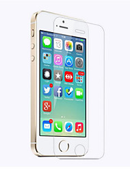 cheap -AppleScreen ProtectoriPhone SE / 5s High Definition (HD) Front Screen Protector 1 pc Tempered Glass