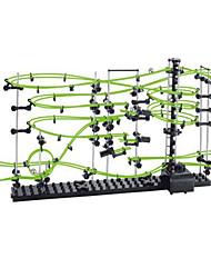 abordables -Spacerail 233-3G 13500mm Circuit de Voiture sur Rail Circuits Set de Circuits à Billes Chargeur Compact Rigide Phosphorescent Fluorescent Noctilumineux Plastique Acétate / Plastique ABS Enfant