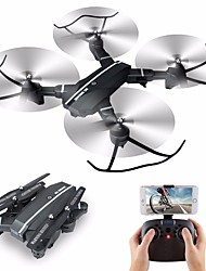 cheap -RC Drone 8807 4 Channel 6 Axis 2.4G With HD Camera 2.0MP 720P RC Quadcopter One Key To Auto-Return / Headless Mode / 360°Rolling RC Quadcopter / Remote Controller / Transmmitter / Camera