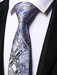 cheap -Men's Work Necktie - Floral