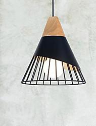 cheap -Pendant Light Ambient Light Painted Finishes Metal 110-120V / 220-240V / E26 / E27