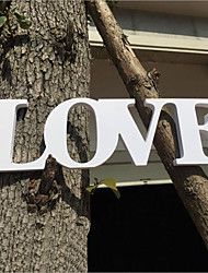 cheap -Unique Wedding Décor Wood / PVC(PolyVinyl Chloride) / Mixed Material Wedding Decorations Wedding Party Classic Theme All Seasons