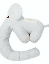cheap -Elephant Stuffed Animal Plush Toy Cute Kids Animals Animal Design Fashion Cute Girls' Toy Gift 1 pcs / Soft