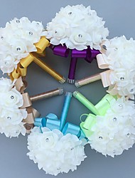 "cheap -Wedding Flowers Bouquets / Unique Wedding Décor Special Occasion Foam 8.66""(Approx.22cm)"