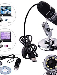 cheap -Digital Electronic Microscope 25X-200X Microscope Portable Industrial Textiles Testing