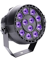 cheap -U'King Disco Lights Party Light LED Stage Light / Spot Light DMX 512 / Master-Slave / Sound-Activated Outdoor / Party / Club Professional Green UV (Blacklight) for Dance Party Wedding DJ Disco Show