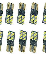 cheap -10pcs Car Light Bulbs 5W SMD 4014 8 Turn Signal Light For universal All years