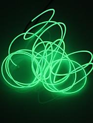Недорогие -BRELONG® 5 метров Гирлянды 0 светодиоды Белый / Красный / Синий Для вечеринок / Декоративная / Свадьба 1шт