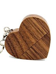 Недорогие -Ants 2GB флешка диск USB USB 2.0 деревянный Брелок Брелок / деревянный