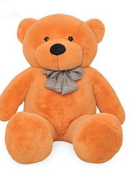 cheap -Bear Teddy Bear Stuffed Animal Plush Toy Cute Large Size Girls' Toy Gift / Kid's