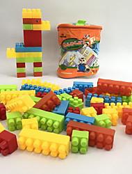 cheap -Building Blocks 34 pcs Family / Animal Animals / Handbags / Cartoon Toy Backpack Boys' Gift