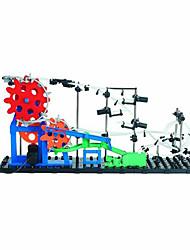 abordables -Spacerail 232-2 5600MM Circuit de Voiture sur Rail Circuits Set de Circuits à Billes A Faire Soi-Même Plastique Acétate / Plastique ABS Enfant Adolescent Garçon Jouet Cadeau