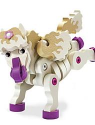 cheap -Building Blocks Dinosaur Horse DIY Animals Toy Gift