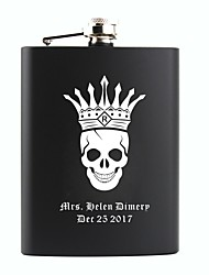 cheap -Non-personalized Material / Stainless Steel Others / Barware & Flasks / Hip Flasks Groom / Groomsman / Parents Party / Party / Evening