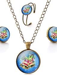 cheap -Women's Jewelry Set Bohemian Sweet Hip-Hop Earrings Jewelry Rainbow For Formal Bar