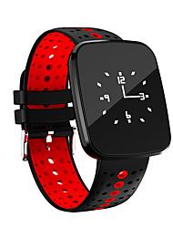 Недорогие -Умный браслет Специально разработанный Модный дизайн Водоотталкивающие Сенсорный экран Календарь Педометры Контроль сообщений
