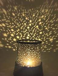cheap -Starry Night Projector Light Staycation Star Light LED Lighting Star Galaxy Plastic Decorative Creative Gift