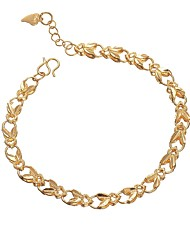 cheap -Women's Chain Bracelet Fashion Copper Bracelet Jewelry Gold For Daily