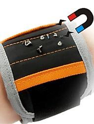 cheap -Magnetic Wristband Wrist Band Bracelet Belt Ferramentas Herramientas Repair Tools For Holding Screw Nail Drill Bit