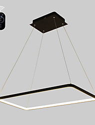 cheap -Ecolight™ Linear Pendant Light Ambient Light Painted Finishes Metal Acrylic Bulb Included, Adjustable, Dimmable 110-120V / 220-240V Warm White / White / Wi-Fi Smart