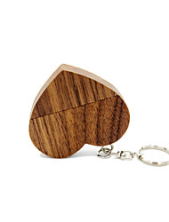 cheap -Ants 32GB usb flash drive usb disk USB 2.0 Wooden Keychain Key Chain / Wooden