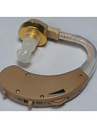 cheap -JECPP    F - 188   BTE Volume Adjustable Sound Enhancement Amplifier Wireless Hearing Aid