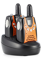 cheap -365 Handheld Emergency Alarm / Low Battery Warning / VOX <1.5KM <1.5KM Walkie Talkie Two Way Radio