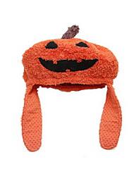 cheap -Halloween Accessory Halloween Toy Holiday Pumpkin Pumpkin Creative Cartoon Design Knitwear Kid's Adults' Boys' Toy Gift 1 pcs
