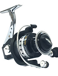 cheap -Fishing Reel Spinning Reel / Carp Fishing Reels 5.5:1 Gear Ratio+11 Ball Bearings Hand Orientation Exchangable Sea Fishing / Fly Fishing / Bait Casting - GSA1000, GSA2000, GSA3000, GSA4000, GSA5000