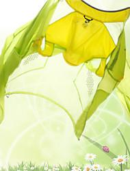 Недорогие -Nuckily Муж. Жен. Велокуртки Велоспорт Жакет Ветровки Джерси Водонепроницаемость Дышащий Быстровысыхающий Виды спорта Сплошной цвет Зима Лиловый / Зеленый / Синий / Анатомический дизайн